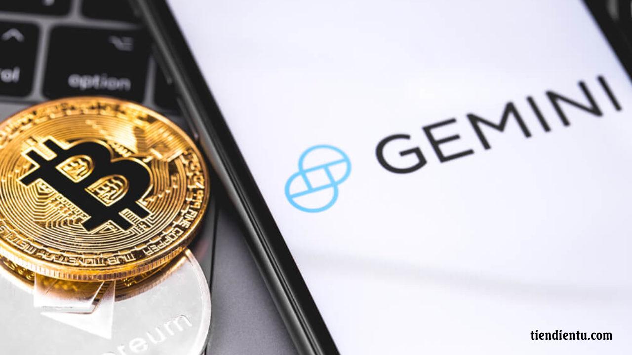 Gemini - Sàn giao dịch tiền điện tử tốt nhất ở Úc
