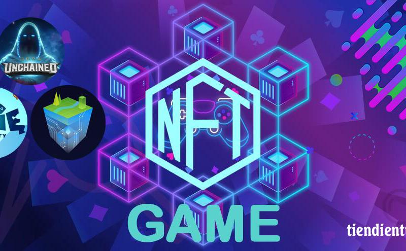 Play2Earn và NFT Games dành cho Android và IOS