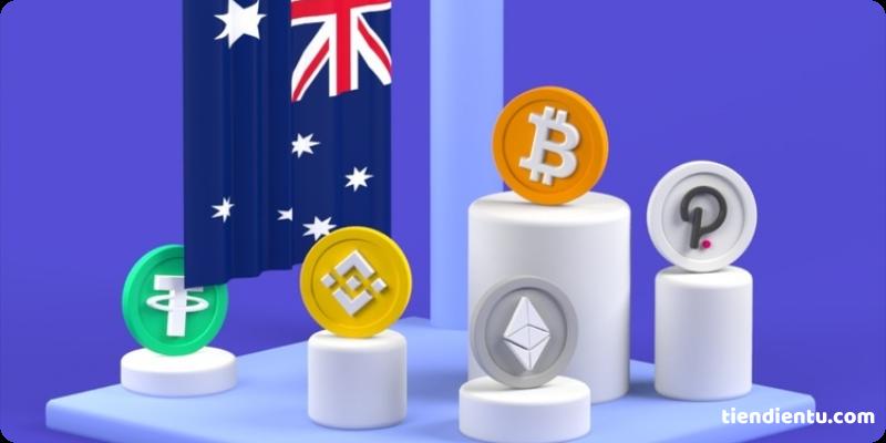 Tiền điện tử ở Úc